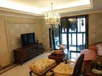 急售新城金郡一期豪装楼层好128平米三房售价310万元
