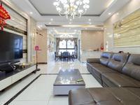华润国际精装三室两卫中间楼层满两年家具全留