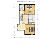 出售高成天鹅湖2室1厅1卫68.7平米70万住宅