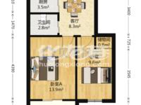 出售丽华一村2室1厅1卫51平米57万住宅